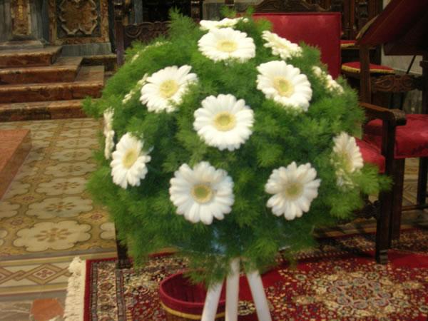 Popolare Allestimenti per cerimonie | Addobbi floreali per matrimoni VU49
